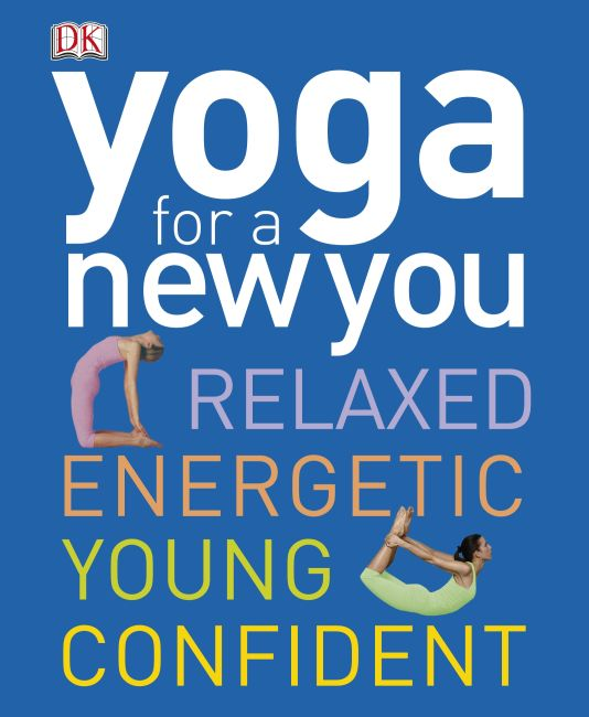 Paperback cover of Yoga for a New You