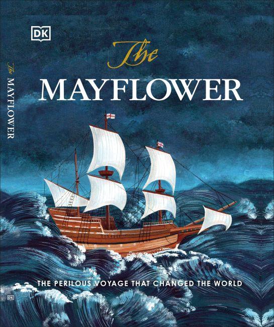 Hardback cover of The Mayflower