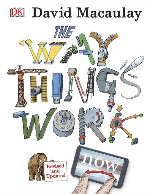 Hardback cover of The Way Things Work Now