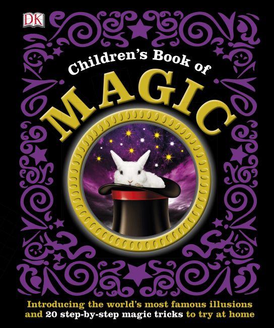 eBook cover of Children's Book of Magic