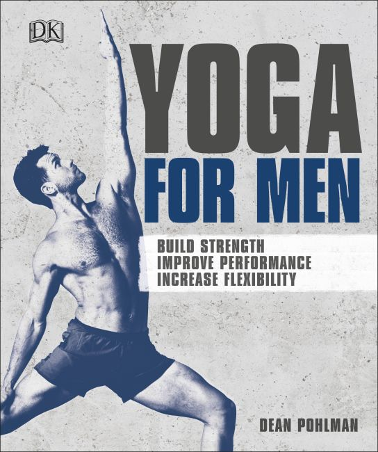 Paperback cover of Yoga For Men