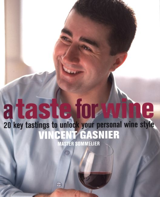 eBook cover of A Taste For Wine