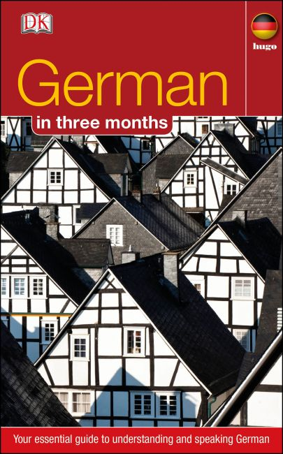 Paperback cover of German In 3 Months
