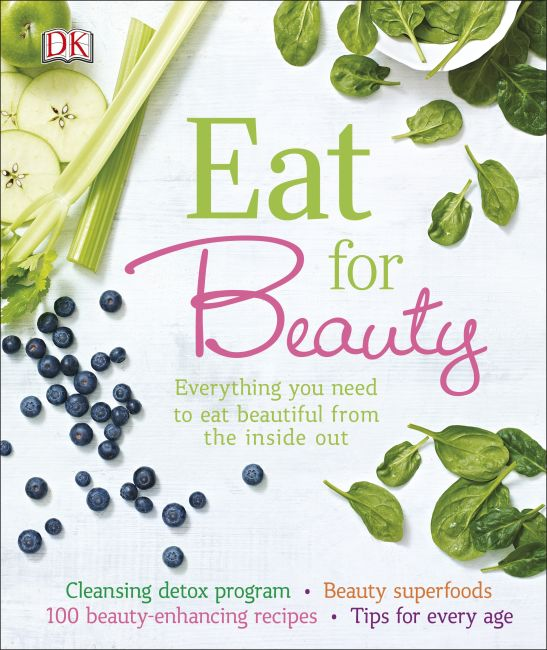 Hardback cover of Eat for Beauty