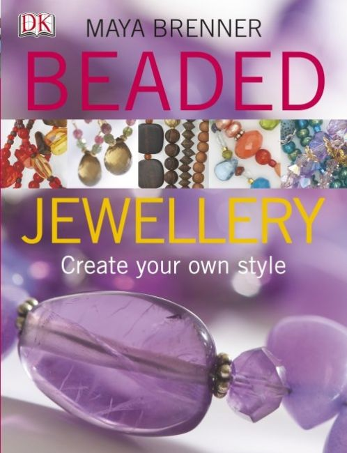 eBook cover of Beaded Jewellery