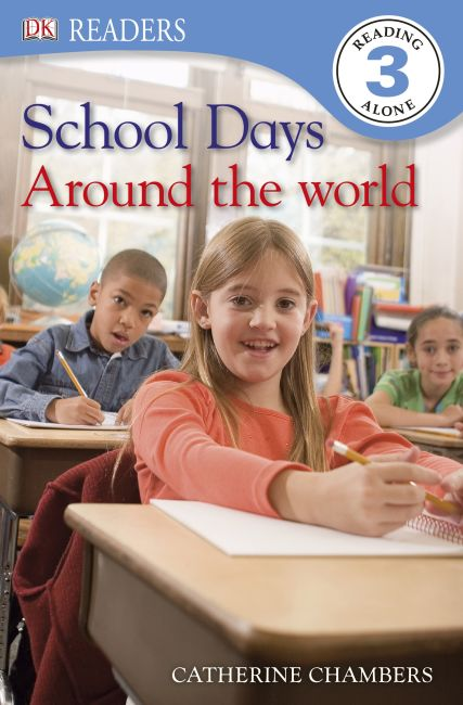 eBook cover of School Days Around the World