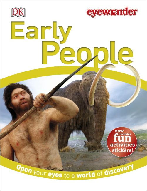 Hardback cover of Early People