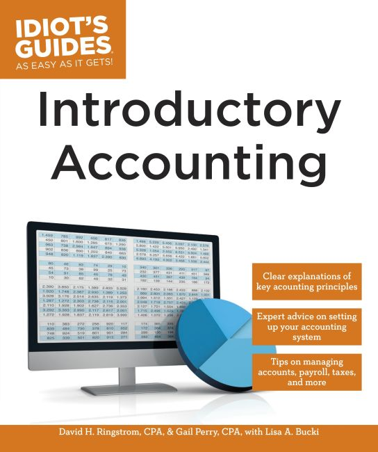 Paperback cover of Introductory Accounting
