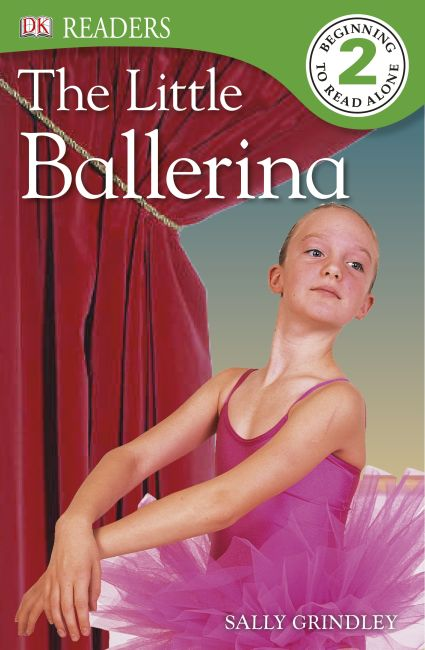 eBook cover of DK Readers: The Little Ballerina