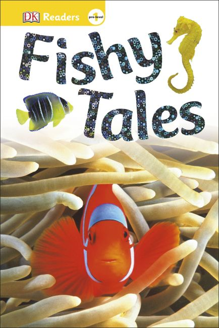 Hardback cover of DK Readers L0: Fishy Tales