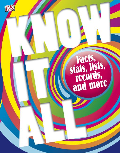 eBook cover of Know It All