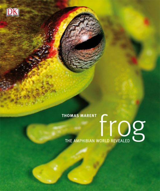 eBook cover of Frog