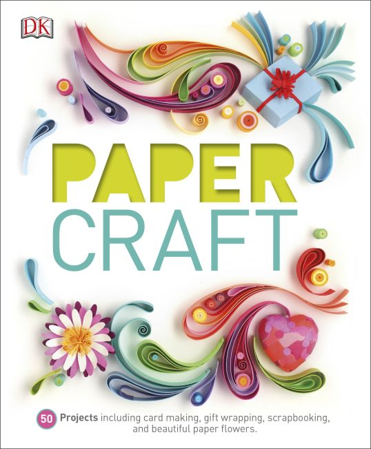 Hardback cover of Paper Craft