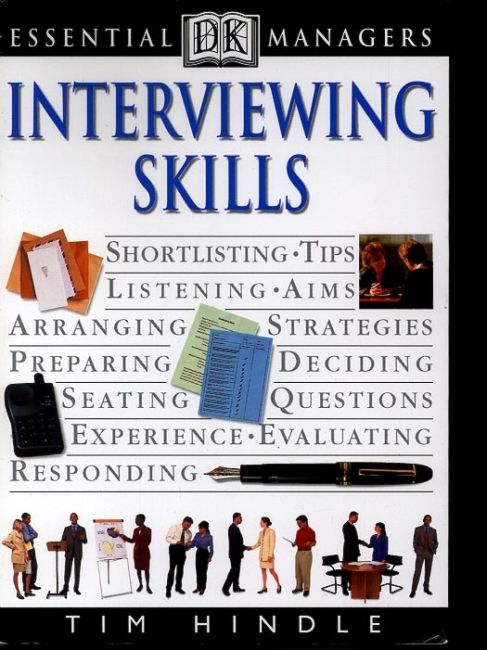 eBook cover of Interviewing Skills