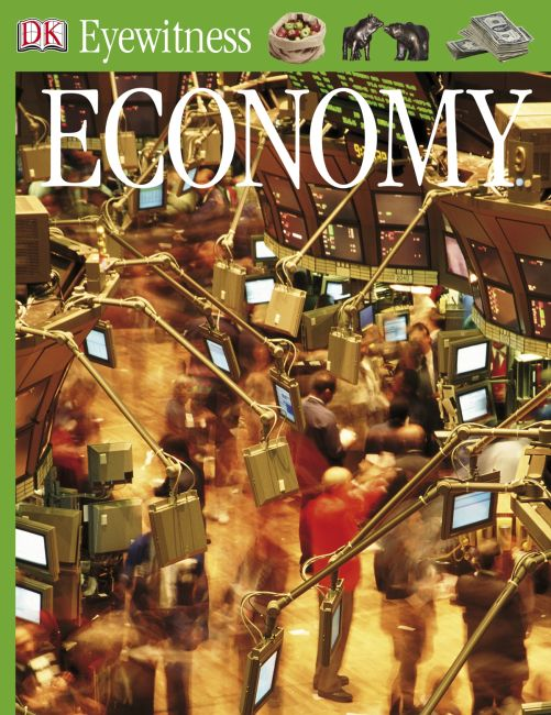 eBook cover of DK Eyewitness Books: Economy