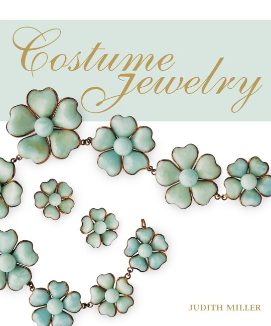 eBook cover of POCKET COLLECTIBLES: Costume Jewelry