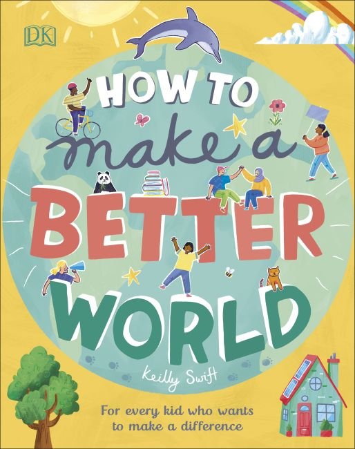 Hardback cover of How to Make a Better World
