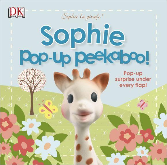 Board book cover of Sophie Pop-Up Peekaboo!
