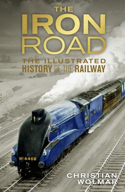 eBook cover of The Iron Road