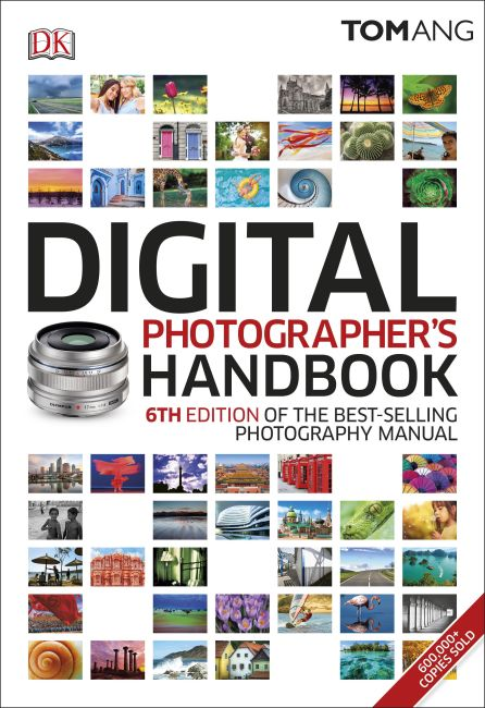 Paperback cover of Digital Photographer's Handbook