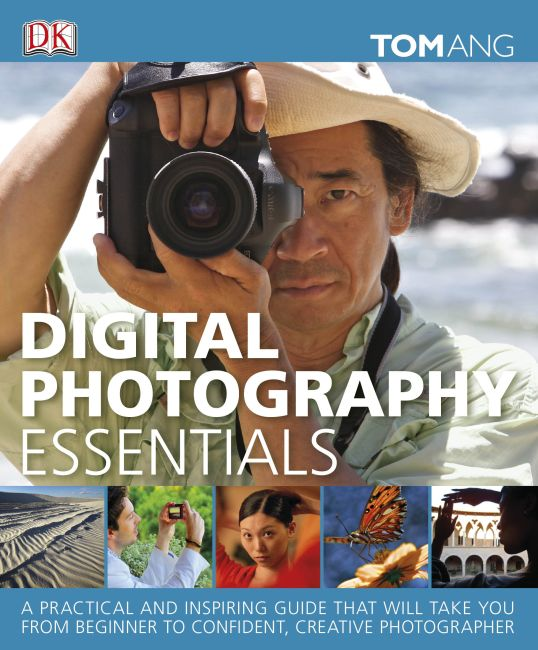 Hardback cover of Digital Photography Essentials