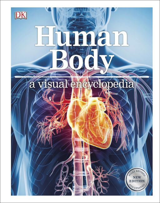 Hardback cover of Human Body