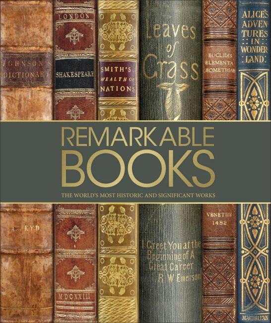 Hardback cover of Remarkable Books