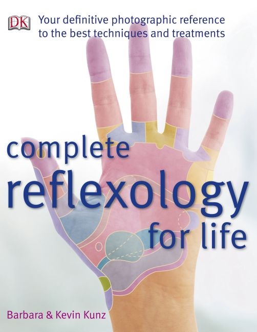 Paperback cover of Complete Reflexology for Life