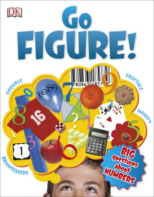 Paperback cover of Go Figure!