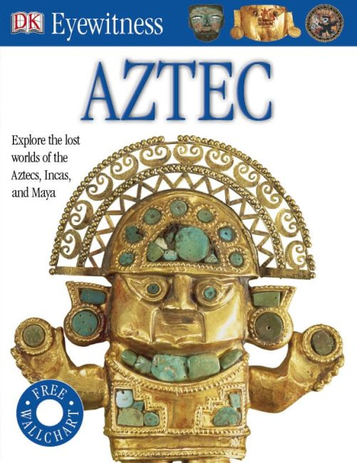 Paperback cover of Aztec