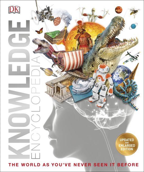 Hardback cover of Knowledge Encyclopedia