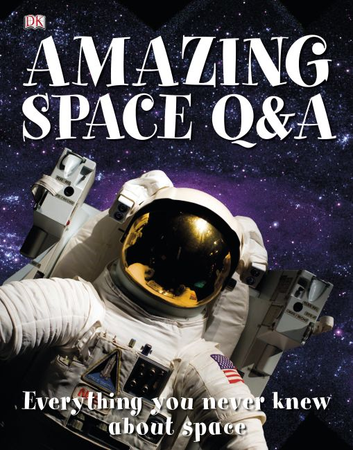 eBook cover of Amazing Space Q&A