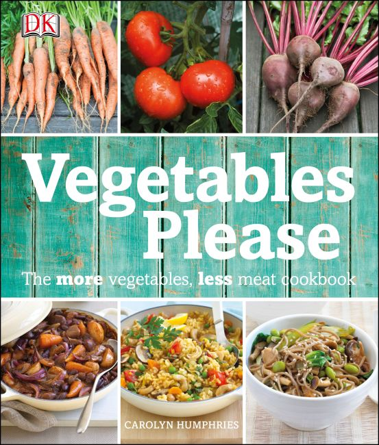 eBook cover of Vegetables Please