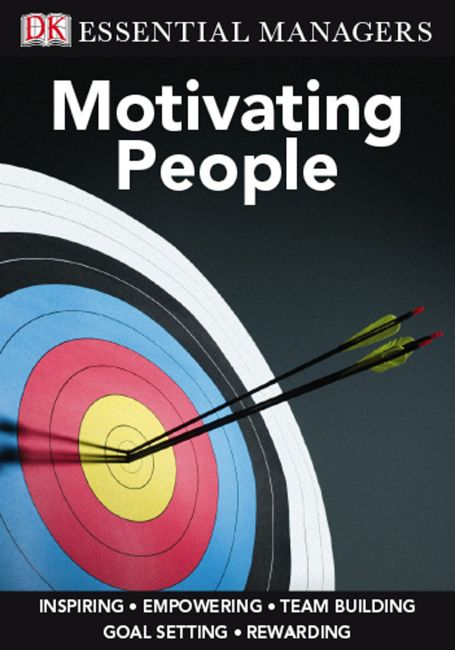 eBook cover of DK Essential Managers: Motivating People