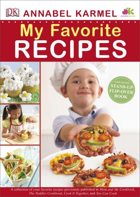 Hardback cover of My Favorite Recipes
