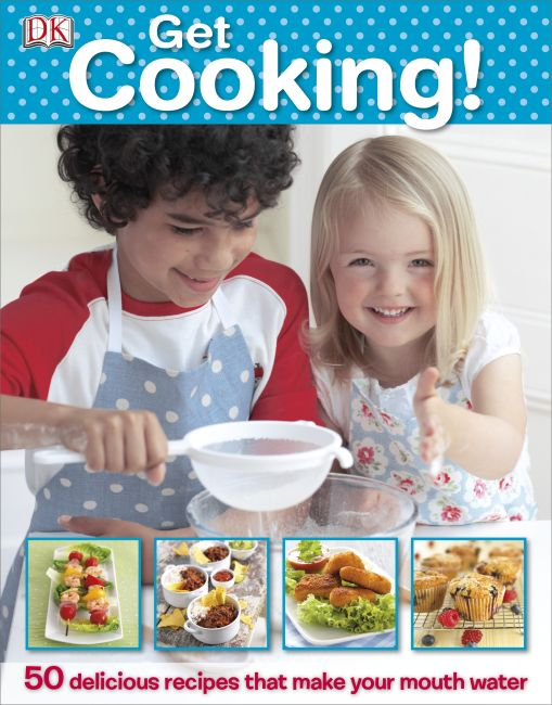 eBook cover of Get Cooking!
