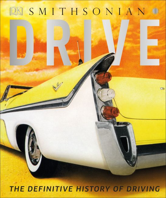 Hardback cover of Drive