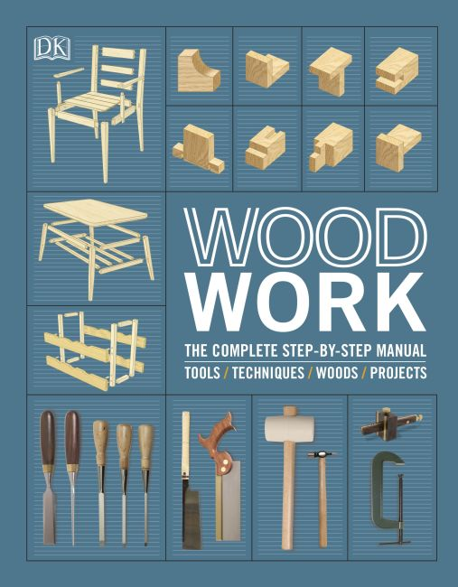 Hardback cover of Woodwork