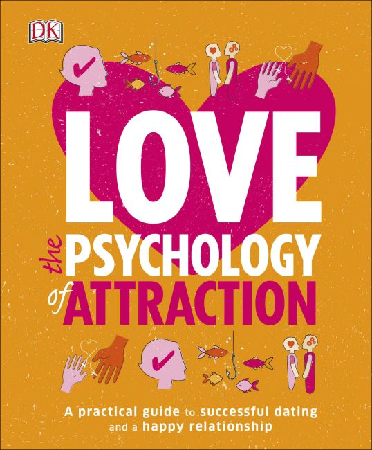 Flexibound cover of Love The Psychology Of Attraction