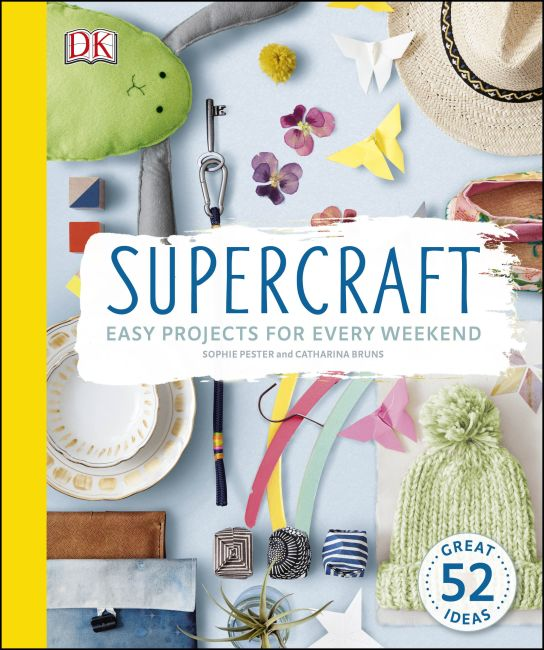 Paperback cover of Supercraft