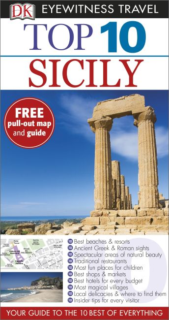 Paperback cover of Top 10 Sicily