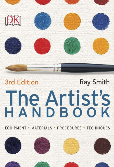 Paperback cover of The Artist's Handbook