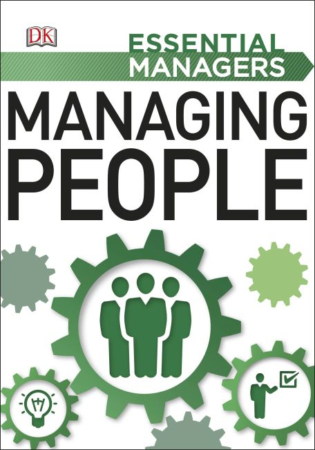 Paperback cover of Managing People