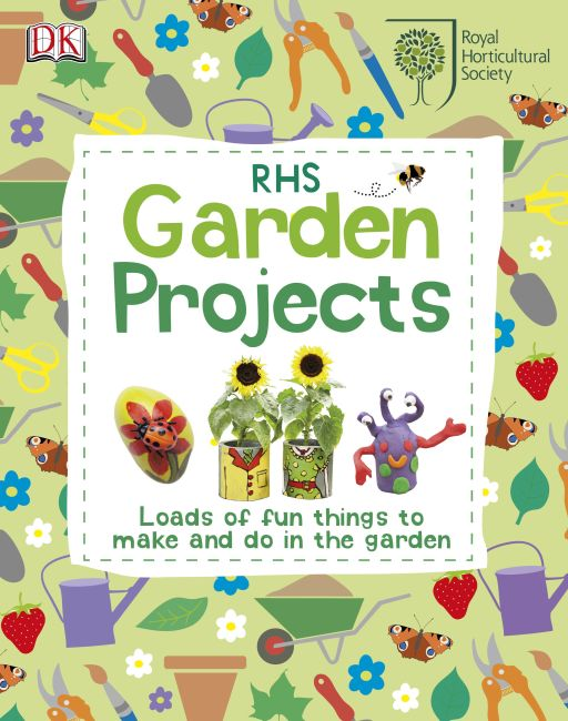 eBook cover of RHS Garden Projects