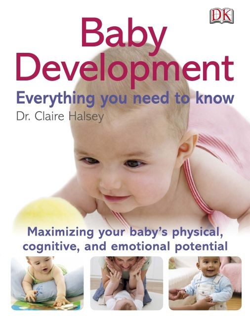 eBook cover of Baby Development Everything You Need to Know