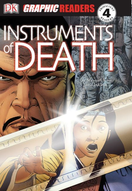 eBook cover of Instruments of Death