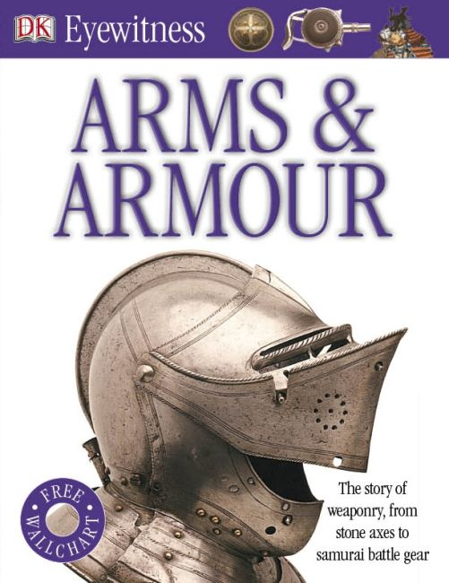Paperback cover of Arms and Armour