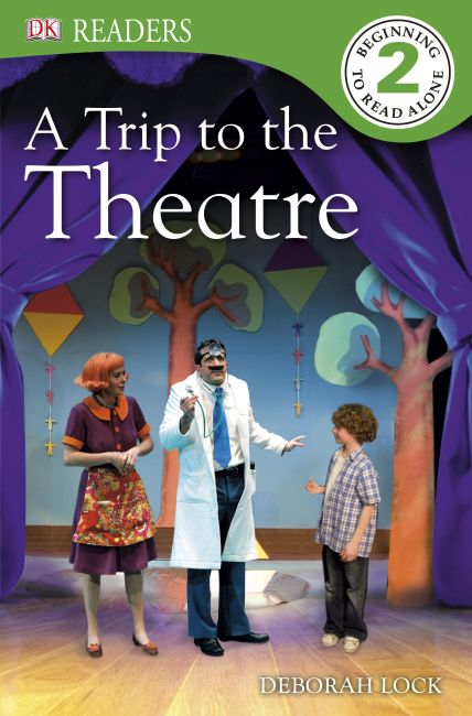eBook cover of A Trip to the Theatre