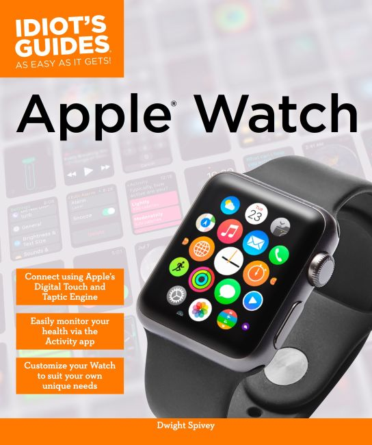 Paperback cover of Apple Watch