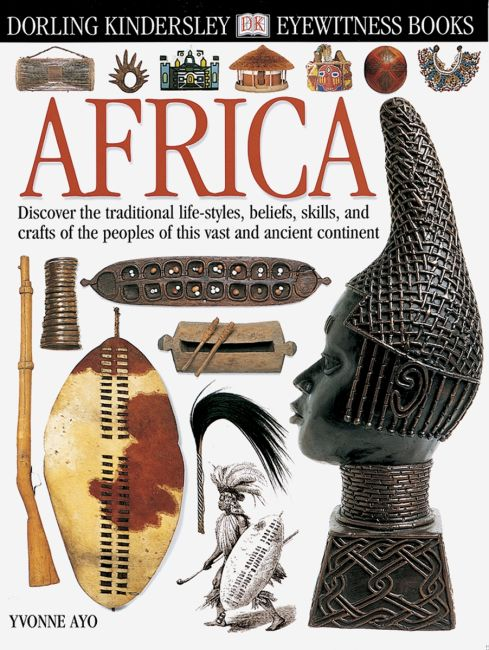 eBook cover of DK Eyewitness Books: Africa